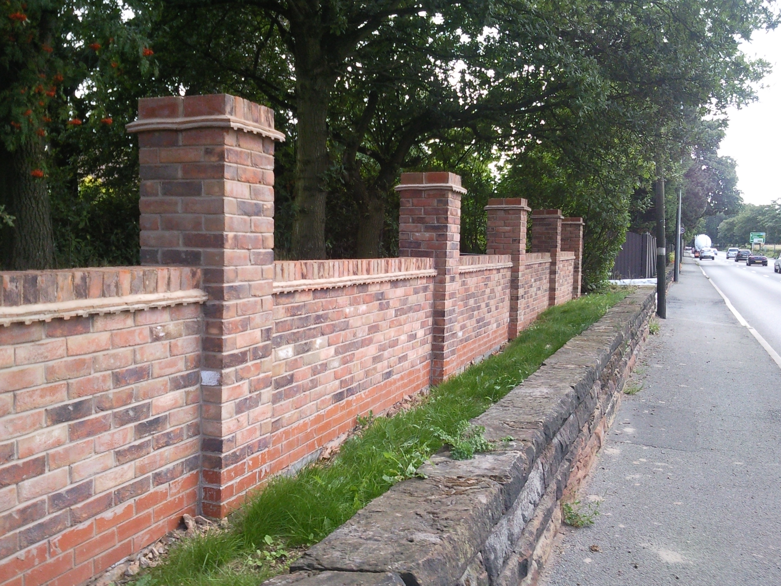 walling