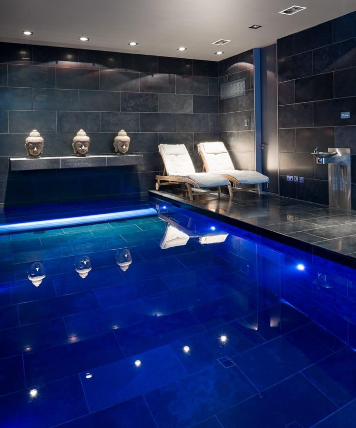 belmarsh construction swimming pools