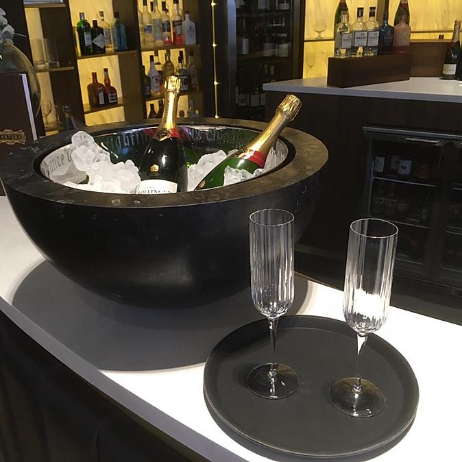 seau de bulles luxury champagne coolers