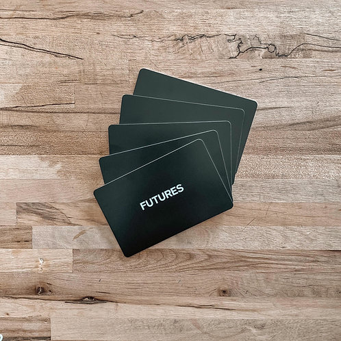 Futures Gift Card