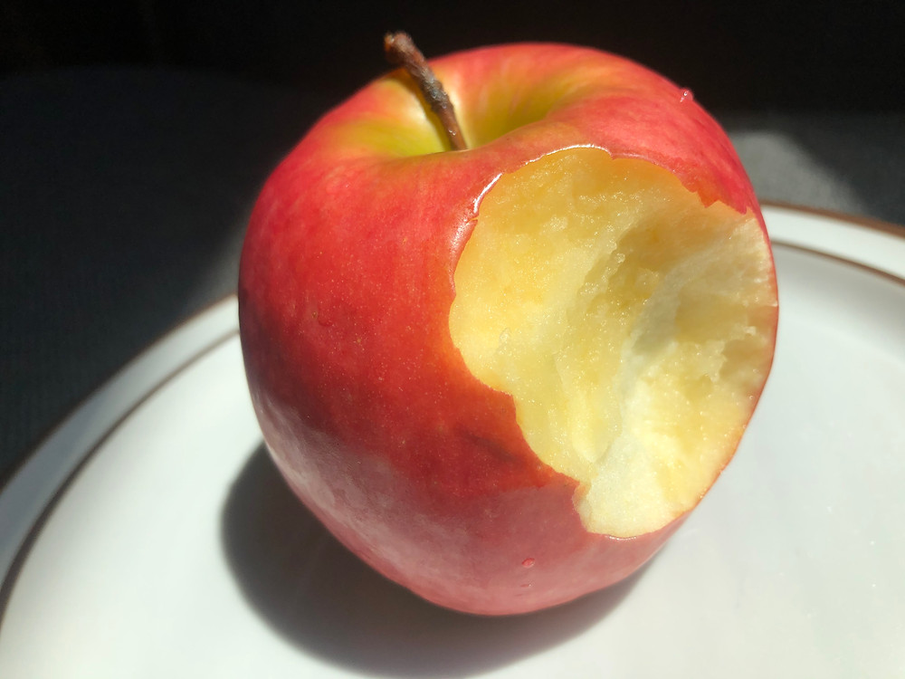 A mealy apple is safe to eat