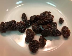 """Golden"" raisins turned brown?"