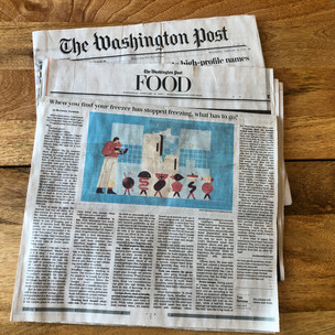 EatOrToss's Rachael Jackson writes about freezer safety for the Washington Post