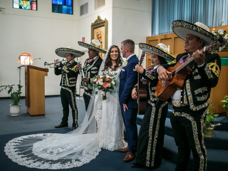 Jessica + Danny's Bilingual Wedding