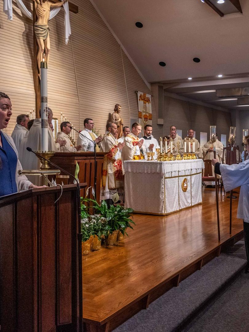 Fr Auer First Mass .jpg