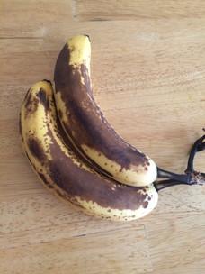 Are really brown bananas OK to eat?