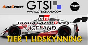 Toyota Gazoo Racing Iceland: Tier 1 Liðskynning