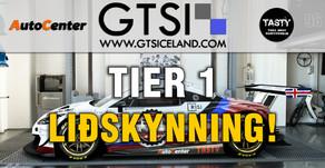 Ný Liðskynning í Tier 1: GK Racing