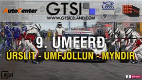 Úrslit: 9. Umferð - Nürburgring GP