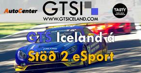 GTS Iceland á Stöð 2 eSport !