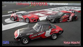 Liðskynning - Yota-Hachi Racing Team