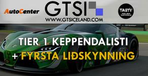Tier 1 Keppendalisti + Liðskynning!