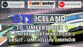 10. Umferð: Tier 1 Tímabilið Hálfnað, Tier 2 Vortímabil Hefst