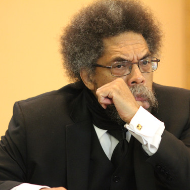 Dr Cornell West