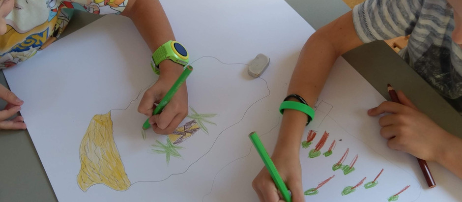 Blog 13. Verbinding in de klas