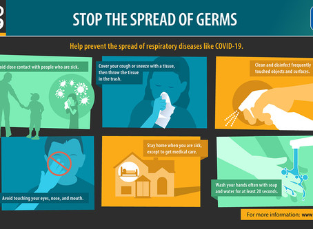 Cleaning And Disinfecting Your Home during the Covid-19 Pandemic