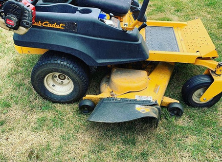 5 Awesome techniques for storing lawn gear