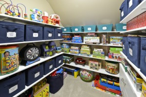 How decluttering and self storage will make you smile more!