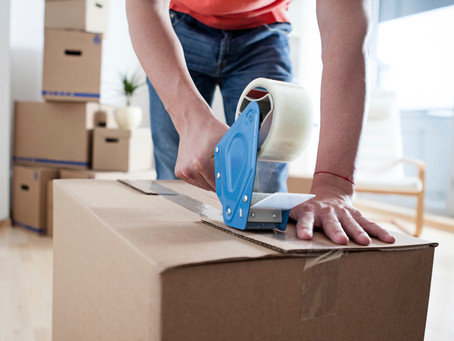 How to Pack When Moving Into A Storage Unit