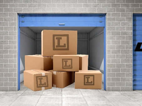 Rely on storage to launch your business!