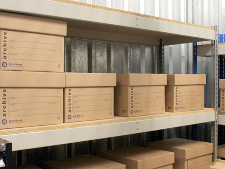 3 Benefits of Commercial Storage units for Businesses!