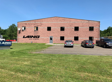 LAING SELF STORAGE CONTINUES GROWTH WITH EXPANSION IN CONKLIN NY