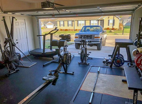 Make a healthy investment...into your garage by Laing Self Storage