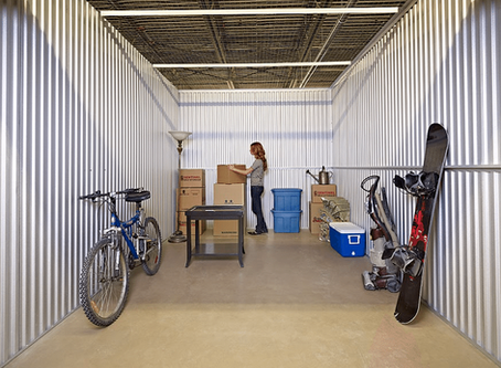 9 Highly Affected ways to Organize your storage unit for Easy Access
