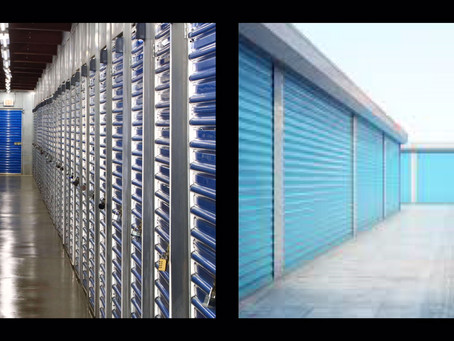 First time renting a storage unit?