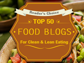 The 50 Best Healthy Food Blogs For Clean & Lean Eating