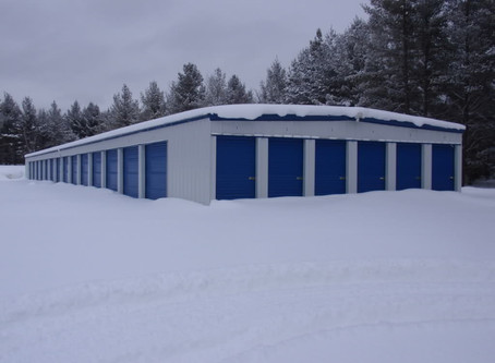 Tips for Using Self-Storage During the Winter