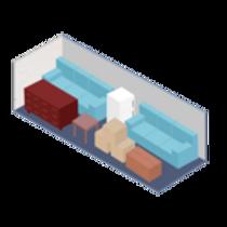 10 x 30 self storage unit