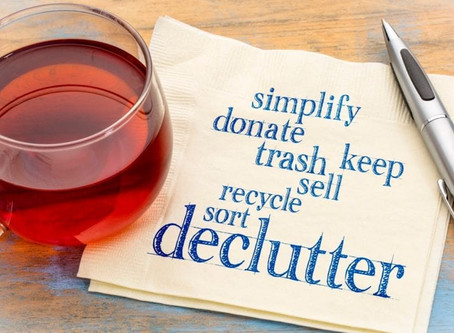 9 Scary Statistics on Clutter