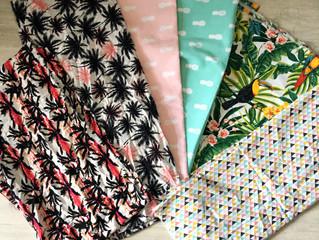 Fabrics !