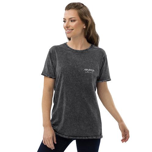 T-shirt en jean