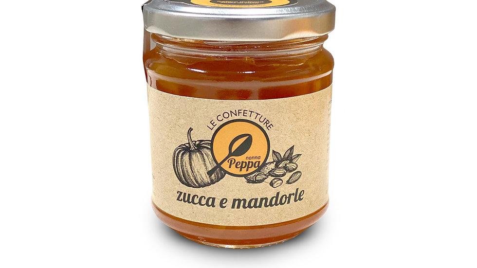 Confettura di Zucca e Mandorle Nonna Peppa