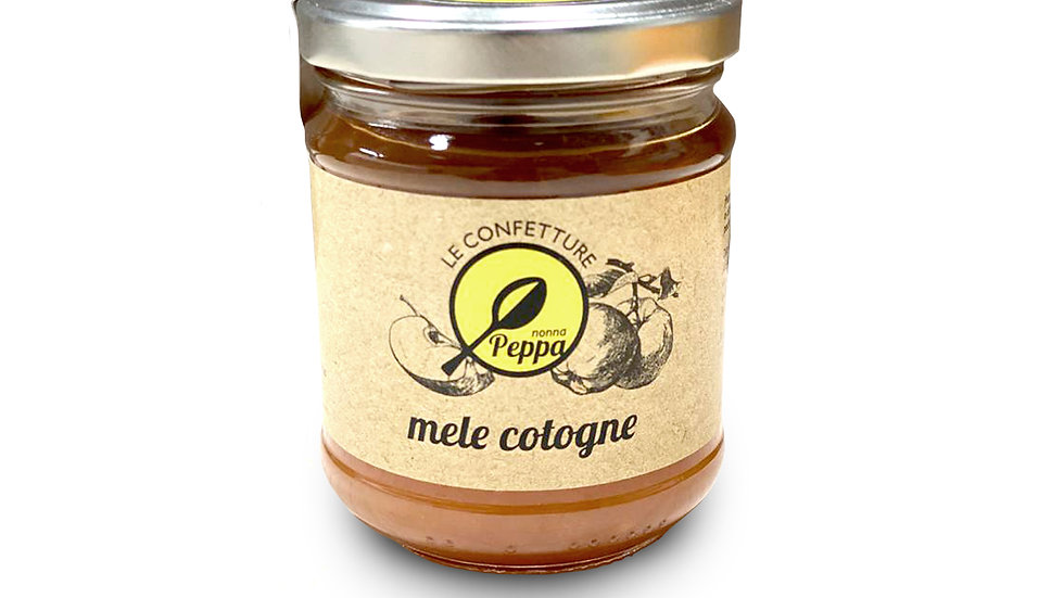 Confettura di Mele Cotogne Nonna Peppa