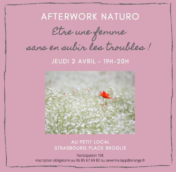 Atelier naturopathie, troubles hormonaux feminins