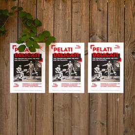 Plakat – Bauteilbühne