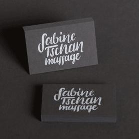 Corporate Design Sabine Tschan