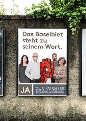 Plakat – Fairness Initiative