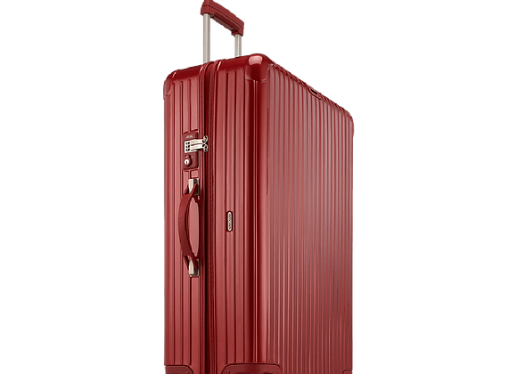 RIMOWA SALSA DELUXE 26 RED
