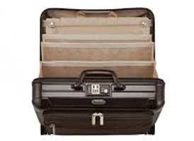 RIMOWA SALSA DELUXE HYBRID BUSINESS CASE 40 MW BROWN