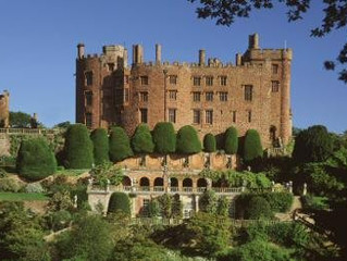 Live at Powis Castle, 15th March 2014