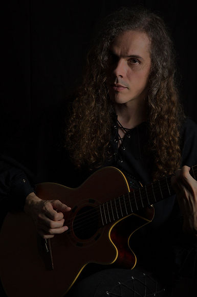 Jonathan Kershaw -  Celtic folk, acoustic guitar music. Photo by Steven Smith Photography www.swsmithphoto.com