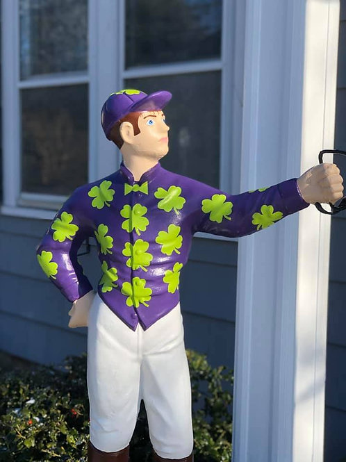 #036 Your Custom Design Lawn Jockey