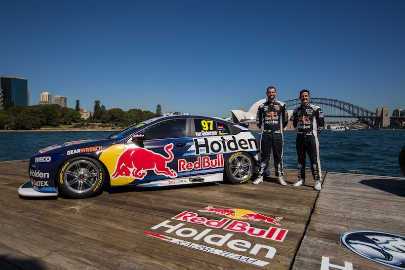 Redbull-Holden-Launch