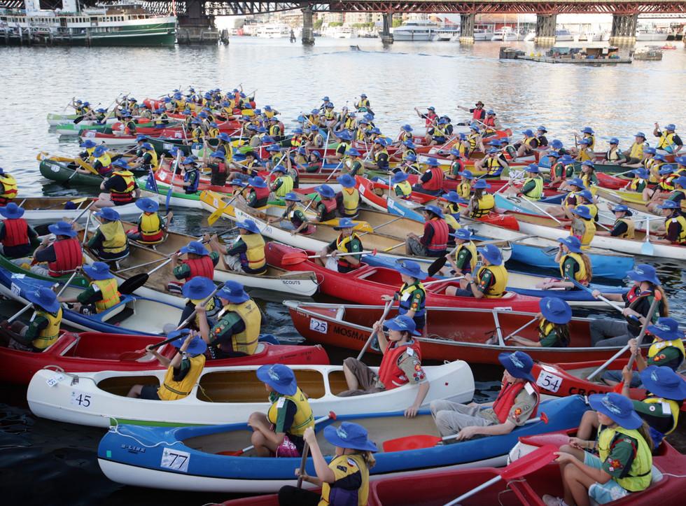 Australia Day Scouts