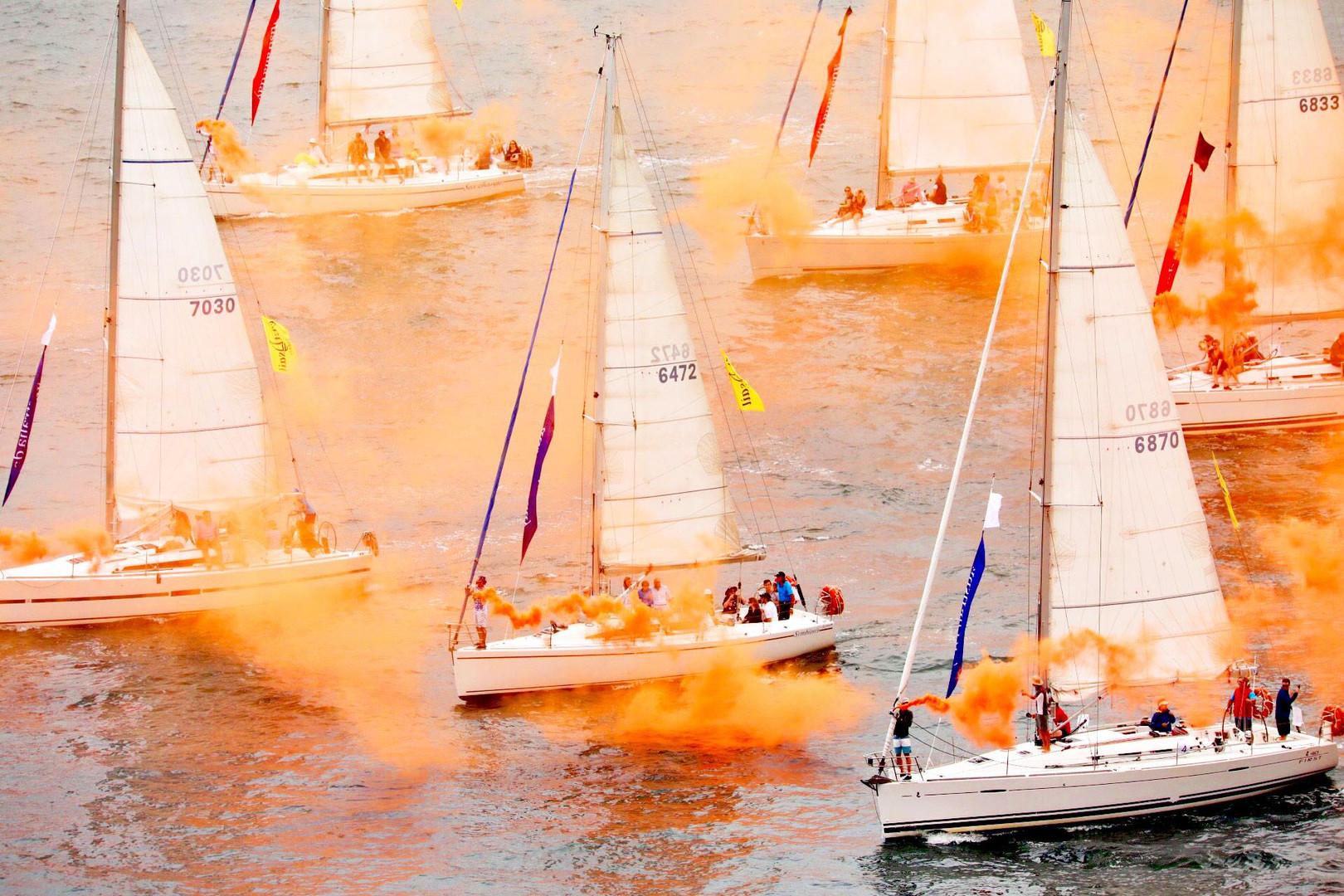 Yachts Flares