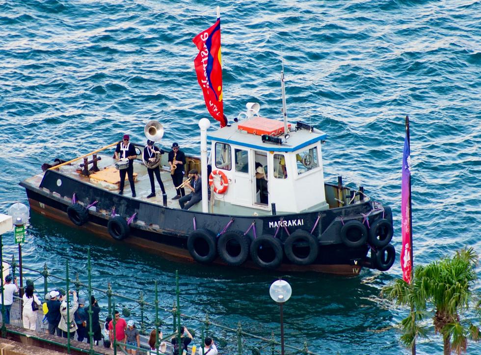 Working Vessels Parade 3 - Kris Ezergail